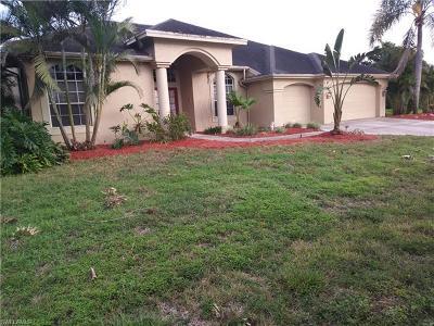 Lehigh Acres FL Single Family Home For Sale: $255,000