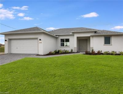 Cape Coral Single Family Home Pending With Contingencies: 3023 NW 3rd Ave
