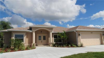Punta Gorda FL Single Family Home For Sale: $319,500