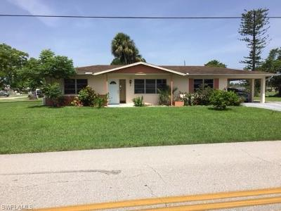 Lehigh Acres Single Family Home For Sale: 9 Maple Ave N