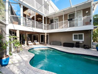 Sanibel Single Family Home For Sale: 430 Glory Cir