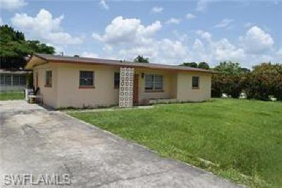 Fort Myers Single Family Home For Sale: 2415 Kennesaw St
