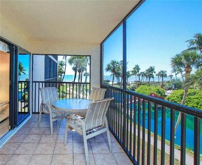 Sanibel Condo/Townhouse For Sale: 2445 W Gulf Dr #E21