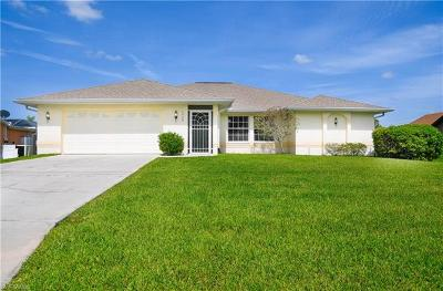 Cape Coral Single Family Home For Sale: 4008 SE 1st Pl