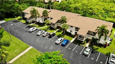 North Fort Myers Condo/Townhouse For Sale: 5705 Foxlake Dr #12