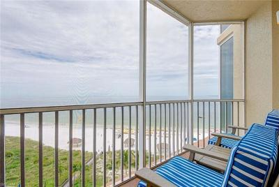 Fort Myers Beach Condo/Townhouse For Sale: 200 Estero Blvd #810