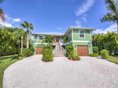 Sanibel Single Family Home For Sale: 1307 Par View Dr