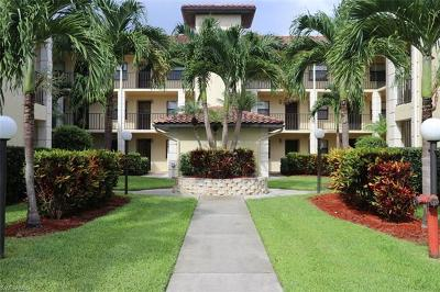 Naples Condo/Townhouse For Sale: 219 Fox Glen Dr #1105