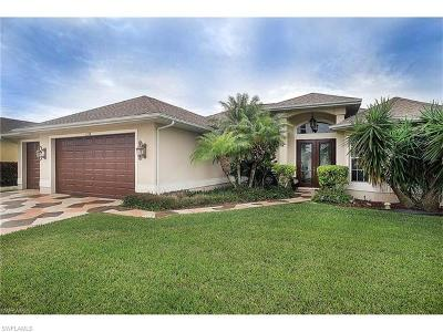 Cape Coral Single Family Home For Sale: 2218 SW 43rd Ter