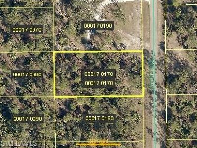 Alva Residential Lots & Land For Sale: 2109 Irving Ave
