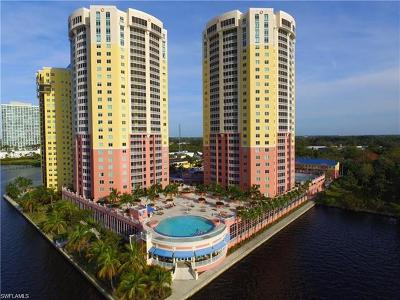 Fort Myers Condo/Townhouse For Sale: 2743 1st St #1001