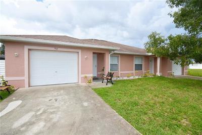 Cape Coral Multi Family Home For Sale: 919-921 SE 13th Ter