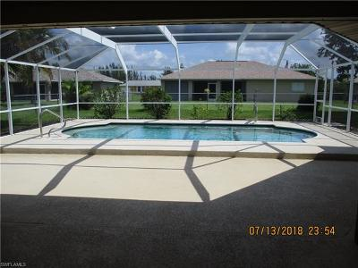 Cape Coral Single Family Home For Sale: 317 SE 23rd St