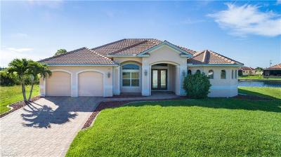 Cape Coral Single Family Home For Sale: 1405 NW 34th Ave