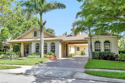 Fort Myers Single Family Home For Sale: 1688 McGregor Reserve Dr