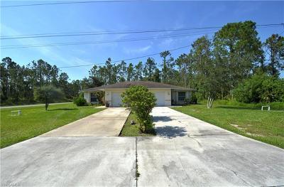 Lehigh Acres Multi Family Home For Sale: 1088/1090 Jaguar Blvd