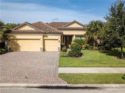 Fort Myers Single Family Home For Sale: 9912 Via San Marco Loop