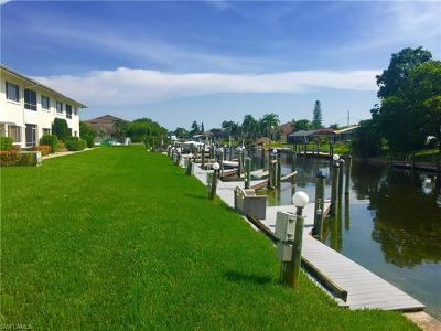 Cape Coral Condo/Townhouse For Sale: 4802 Tudor Dr #103