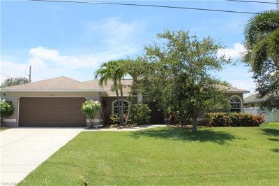 Cape Coral FL Single Family Home For Sale: $324,900
