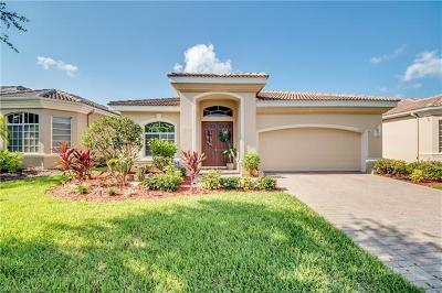 Fort Myers Single Family Home For Sale: 15650 Laguna Hills Dr