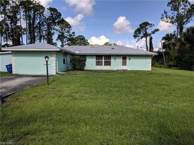 Lehigh Acres FL Single Family Home For Sale: $150,000