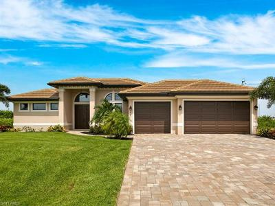 Cape Coral Single Family Home For Sale: 607 NW 33rd Ave