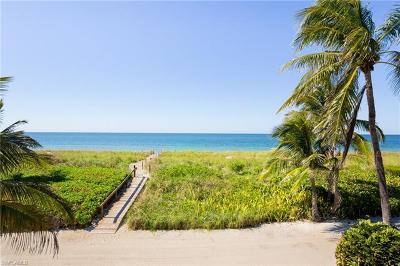 Lee County Single Family Home For Sale: 18 Beach Homes