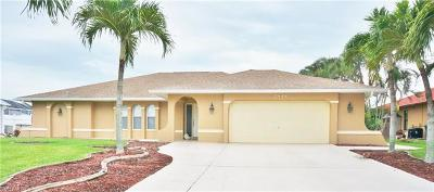 Cape Coral Single Family Home For Sale: 2844 SW 36th Ter