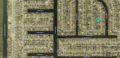 Lee County Residential Lots & Land For Sale: 3410 SW 25th Ct