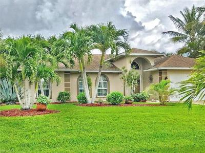 Cape Coral FL Single Family Home For Sale: $279,900