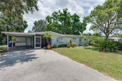 Fort Myers Single Family Home For Sale: 2947 Holly Rd