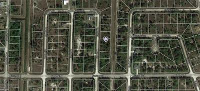 Lehigh Acres FL Residential Lots & Land For Sale: $4,700