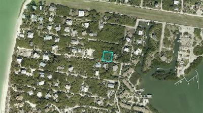 Captiva Residential Lots & Land For Sale: 4520 Hidden Ln