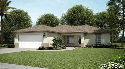Cape Coral Single Family Home For Sale: 2622 NE 2nd Ave