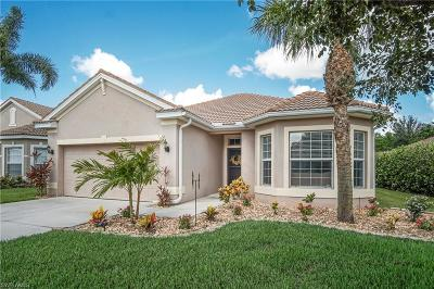 Fort Myers Single Family Home For Sale: 9916 Via San Marco Loop