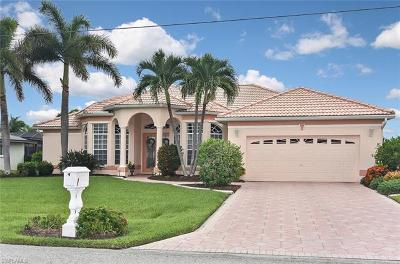 Cape Coral Single Family Home For Sale: 1733 SE 40th St
