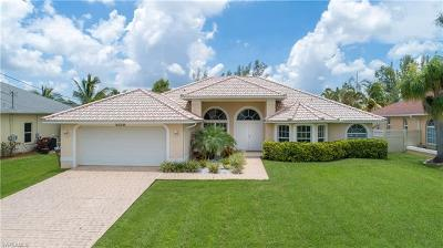 Cape Coral Single Family Home For Sale: 4832 SW 24th Pl