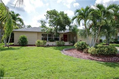 Single Family Home For Sale: 5474 Chablis Ln