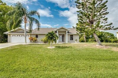 St. James City Single Family Home For Sale: 4455 Lake Heather Cir