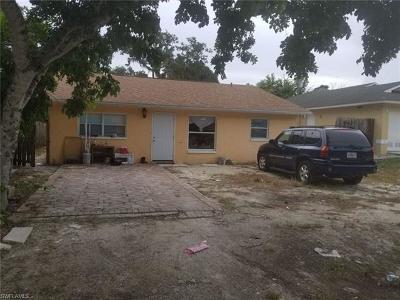 Bonita Springs Single Family Home Pending With Contingencies: 27831 Quinn St