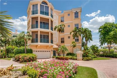 Fort Myers Condo/Townhouse Pending With Contingencies: 14350 Harbour Landings Dr #9B