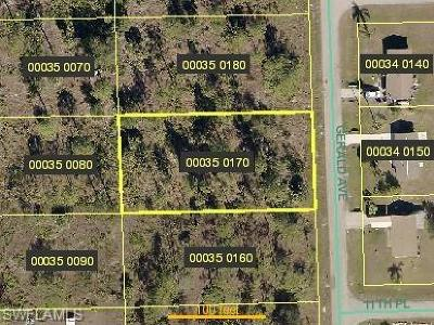 Residential Lots & Land For Sale: 1109 Gerald Ave