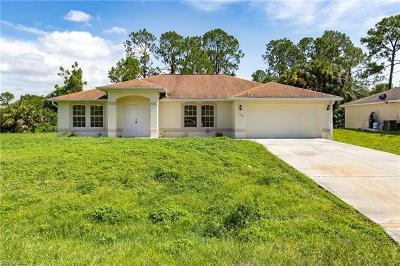 Fort Myers Single Family Home For Sale: 3728 Tareco St