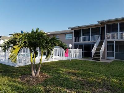 Cape Coral Condo/Townhouse For Sale: 834 SE 46th St #1B