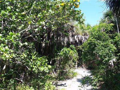 Captiva Residential Lots & Land For Sale: 4470 Seagrape Bend #25 Dr