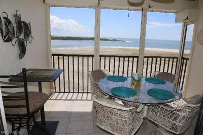 Fort Myers Beach Condo/Townhouse For Sale: 8350 Estero Blvd #623
