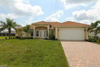 Cape Coral Rental For Rent: 3506 SW 29th Ave
