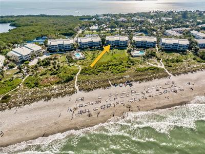 Captiva Condo/Townhouse For Sale: 2417 Beach Villas