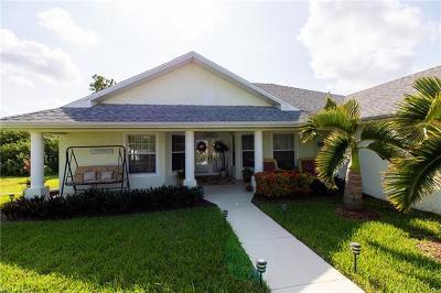 Cape Coral Single Family Home For Sale: 1417 SE 4th Pl