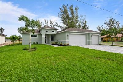 Cape Coral FL Single Family Home For Sale: $449,700
